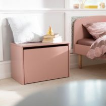Flexa Play 3-in-1 opbergbankje light rose