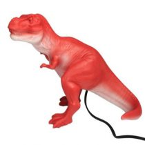 House of Disaster dino T-Rex lamp rood