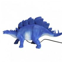 House of Disaster dino stegosaurus lamp blauw