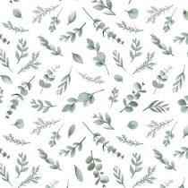 Lilipinso Greenery behang sample Eucalyptus
