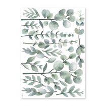 Lilipinso Greenery muursticker stems and foliage