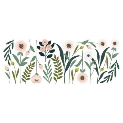 Lilipinso Wonderland muursticker XL bloemen