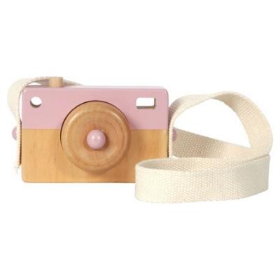 Little Dutch houten camera roze