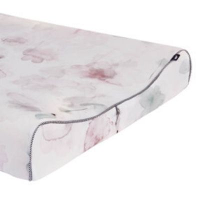 Mies & Co aankleedkussenhoes Forever Flower offwhite