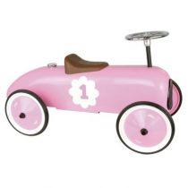 Vilac loopwagen vintage roze