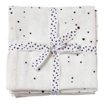 Done by Deer hydrofiele doeken Dreamy Dots white