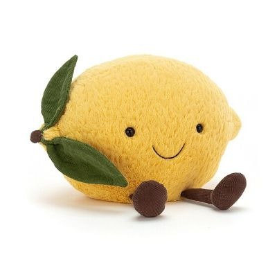 Jellycat knuffel Amuseable Lemon