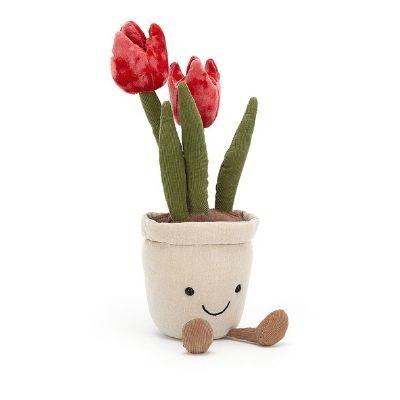 Jellycat knuffel Amuseable Tulip