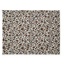 Jollein boxkleed leopard natural