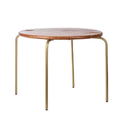 Kidsdepot Chique tafel goud