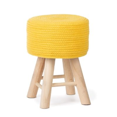 Kidsdepot Iggy krukje geel