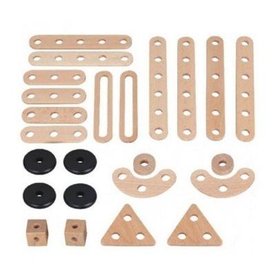 Mamamemo houten construction kit