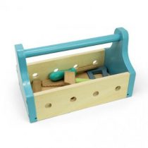 Mamamemo houten gereedschapskist