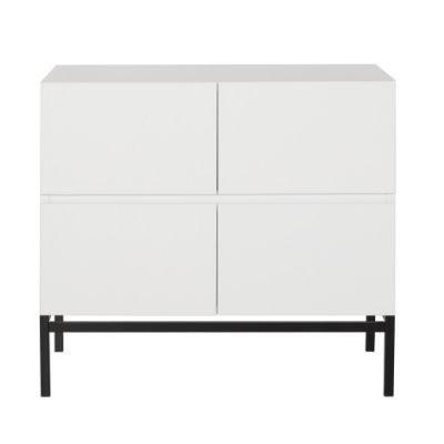 Quax commode Havana white