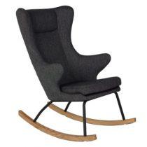 Quax schommelstoel Rocking Adult Chair black