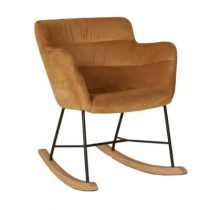 Quax schommelstoel Rocking Adult Chair gold