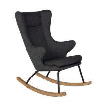 Quax schommelstoel Rocking Kids Chair black