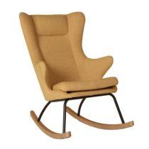 Quax schommelstoel Rocking Kids Chair saffran