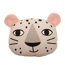 Roommate kussen leopard