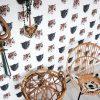 Studio Ditte Panthera behang wit3