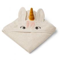 Liewood Albert badcape unicorn sandy