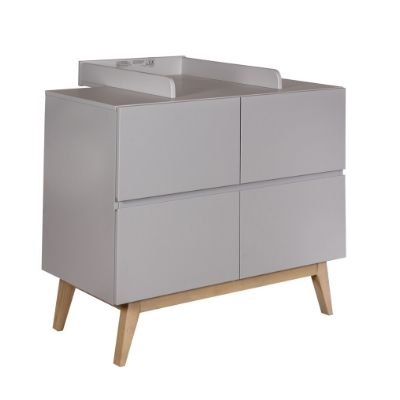 Quax opzetstuk commode Trendy griffin grey