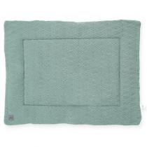 Jollein boxkleed River knit ash green