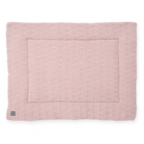 Jollein boxkleed River knit pale pink