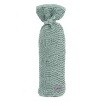 Jollein kruikenzak River knit ash green