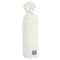 Jollein kruikenzak River knit cream white