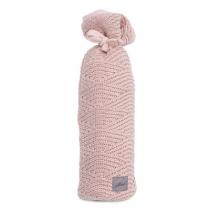 Jollein kruikenzak River knit pale pink