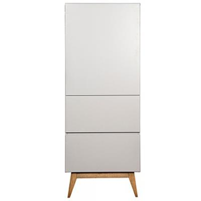 Quax kledingkast 1 deur Trendy white