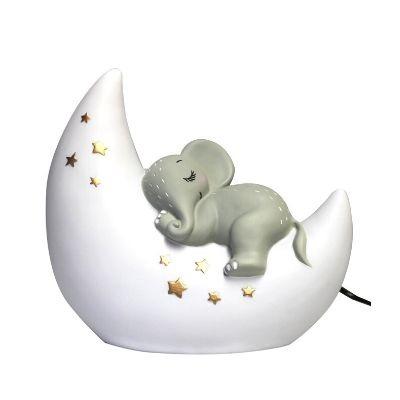House of Disaster slapende olifant lamp mini