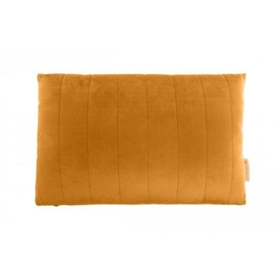 Nobodinoz Akamba sierkussen velvet farniente yellow