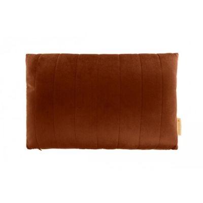 Nobodinoz Akamba sierkussen velvet wild brown