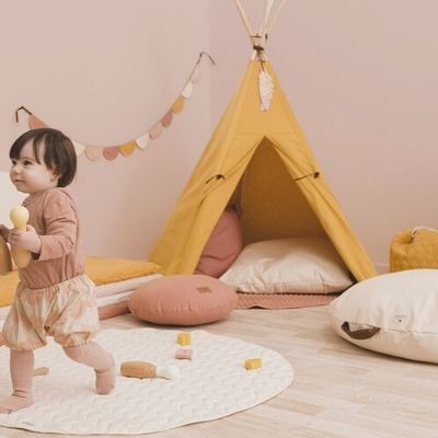 Nobodinoz Kiowa speelmat bloom pink