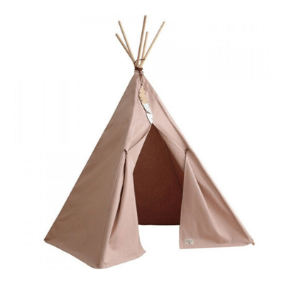 Nobodinoz Nevada tipi tent 152x120cm bloom pink