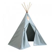 Nobodinoz Nevada tipi tent 152x120cm riviera blue