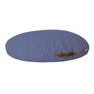 Nobodinoz Sahara vloerkussen aegean blue 90cm
