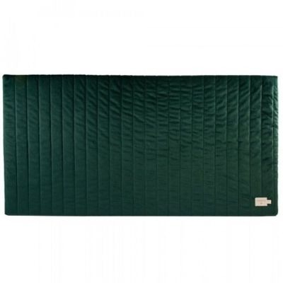 Nobodinoz Zanzibar matras velvet jungle green