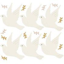 Bibelotte muurstickers vogels