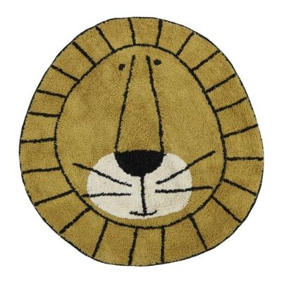 Tapis Petit vloerkleed Lion leeuw 100 cm