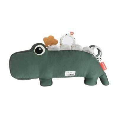 Done by Deer tummy time activity croco green