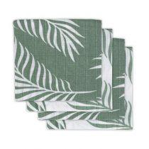 Jollein hydrofiele doeken Nature ash green 4 stuks