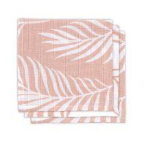 Jollein hydrofiele monddoekjes 3 stuks Nature pale pink