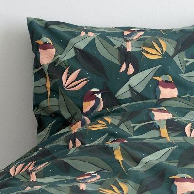 Studio Ditte dekbedovertrek vogel eenpersoonsbed