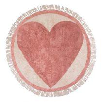 Tapis Petit vloerkleed hart 120 cm