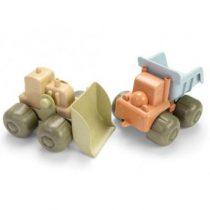 Dantoy BIOplastic bouwvoertuigen