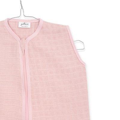Jollein slaapzak zomer hydrofiel pale pink 90cm
