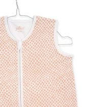Jollein slaapzak zomer jersey Snake pale pink 110cm